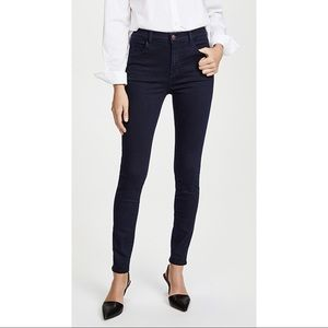 J Brand Maria High Rise PhotoReady Jean - Bluebird